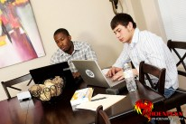 Working Hard On A Project from Phoenixxx