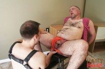 Dante Summers And Rhett Polno from Hairy And Raw