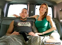 Fucking The Personal Trainer from Bait Bus