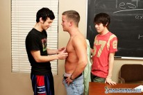 The Students Make Their Move from Gay Life Network