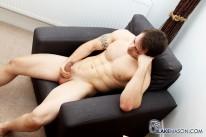 Sexy Straight Guy Nick Solo from Blake Mason