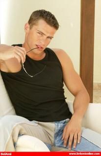 Jason Paradis Pin Up from Bel Ami Online