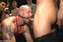 Stud Mitch Vaughn Tied 3 from Bound In Public