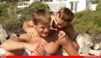 Harris Hilton And Luke Hamill from Bel Ami Online