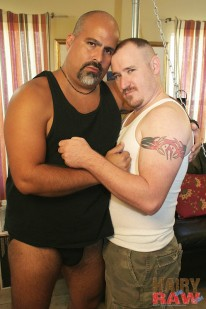 Maximus Oconnel And Rafael La from Hairy And Raw