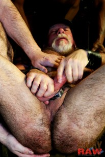 Bruce Clint Ethan And Mac Bro from Hairy And Raw