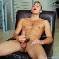 Alex Andrews Busts A Nut from College Dudes