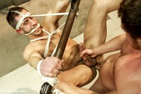 Connor Maguire And Bryan Cole from Bound Gods
