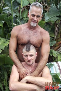 Jeff Grove And Christian Matt from Hairy And Raw