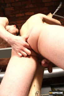 Aiden Whipped And Fucked from Boynapped