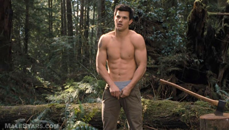 Found taylor lautner sex porn but not