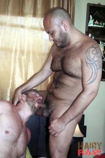 Darren Kane And Tony Rivera from Hairy And Raw