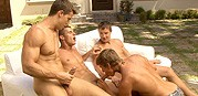 Kris Kevin Manuel Sacha 2 from Bel Ami Online