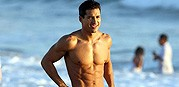 Mario Lopez from Male Stars