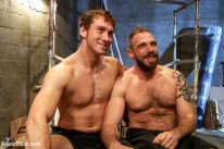 Connor Maguire And Johnny Par from Bound Gods