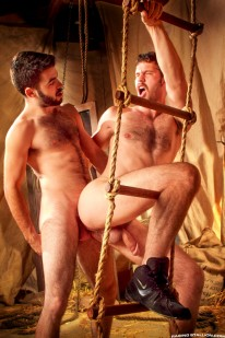 Jimmy Fanz And Josh Long from Raging Stallion