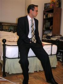 Wall Street Warrior Ivan from New York Straight Men