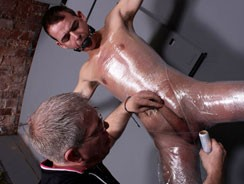 Kinky Cock Sucking For Josh from Boynapped