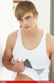 Mick Lovell Pinup from Bel Ami Online