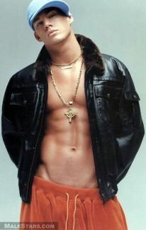 Channing Tatum from Male Stars