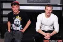 Johnny Forza And Duncan Tyler from Broke Straight Boys
