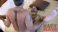 Lance Summers And Latin Wolf from Hairy And Raw
