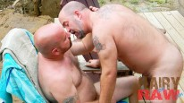Will Swallows And Lobo Al from Hairy And Raw