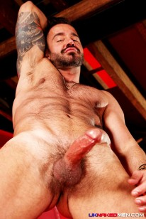 Martin Mazza from Uk Naked Men