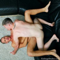 Jerry Ford Fucks Devin Adams from College Dudes