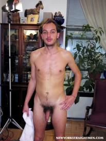 Marcel from New York Straight Men