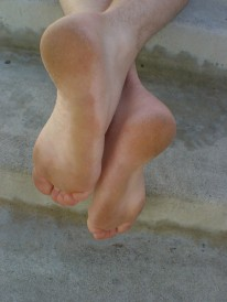 Frankies Feet from Boy Feet