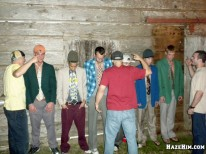 Barn Party from Haze Him