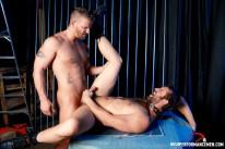 Retro Sex 2 Blue Hanky from High Performance Men