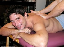 Jeremys Massage from New York Straight Men