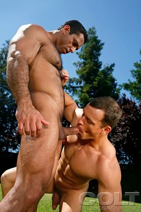 The New Breed Scene 1 from Colt Studio