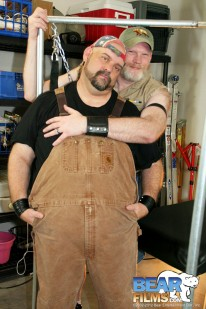 Bubba Boy And Shep Hunter from Bear Films
