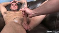 Nicholas Surprise Handjob from Spunk Worthy