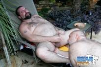 Cajun Bear And Wayne Daniels from Bear Films