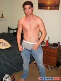 Aaron from Tx College Boys