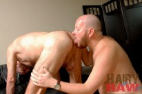 Johnathon And Harlan from Hairy And Raw