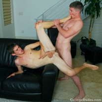 Jerry Ford Fucks Ryan Diehl from College Dudes