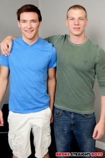 Johnny Forza And Ian Dempsey from Broke Straight Boys
