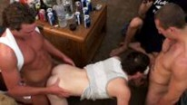 Face Fucked from Fraternity X