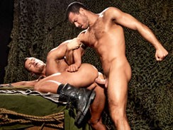 Angelo Marconi And Jessy Ares from Raging Stallion