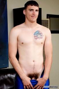 Tattoed Hunk Ty from Spunk Worthy