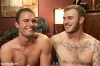 Christian And Cameron from Bound Gods