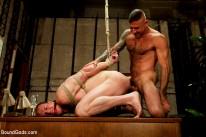 Nick Moretti And Blake Daniel from Bound Gods