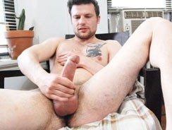Dimitri Dumps A Load from Dirty Boy Video