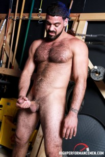 First Time With A Toy from High Performance Men