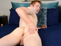 Brad Mccallister Busts A Nut from College Dudes